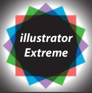 Illustrator Extreme Logo DG 16