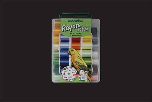 8042 Rayon Box 200mt Taj
