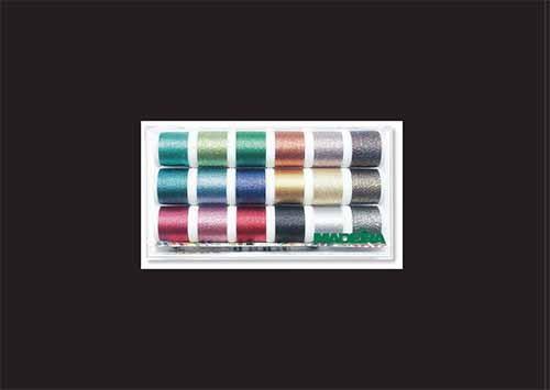 Metallic 40 Art No 8020 18  Smooth Box setTaj