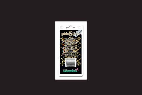 Golden Silver  Thread Art 9664S Taj